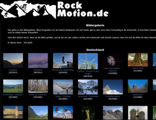 Rockmotion – since 2002