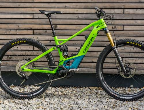 Orbea WildFS